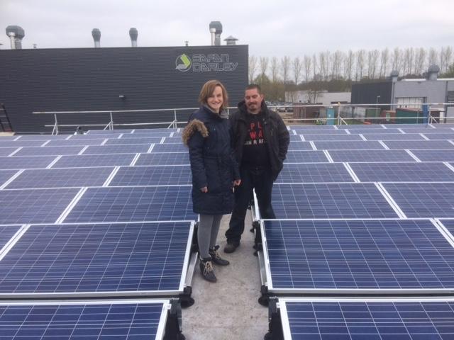 Aanleg zonnepark Safan