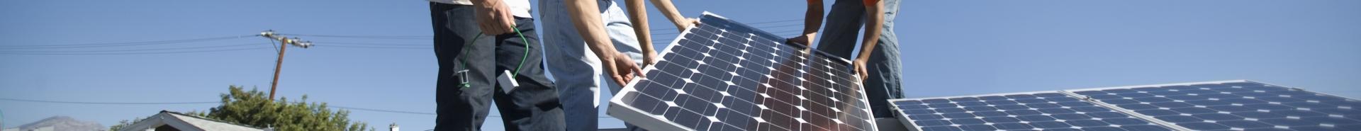 Duurzaam zonnepanelen